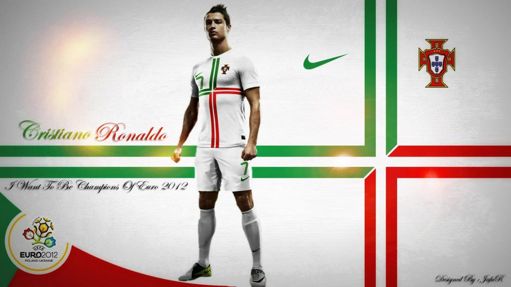 cristiano ronaldo uefa euro 2012