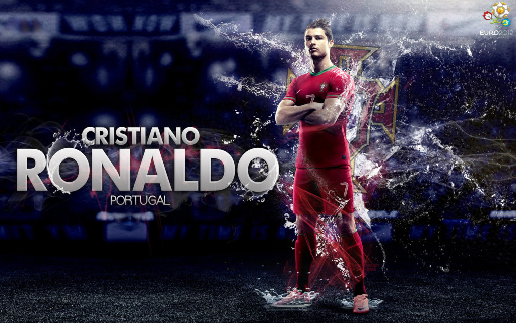 cristiano ronaldo uefa euro 2012 wallpape