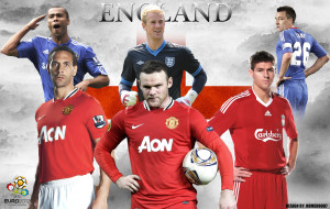 england national team 2012