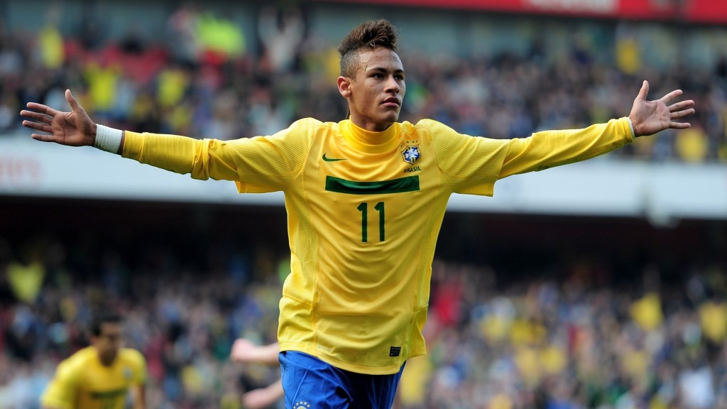neymar da silva santos junior wallpaper