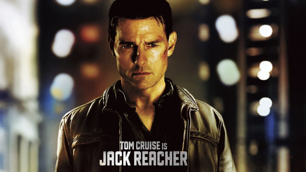 tom cruise in jack reacher wallpaper
