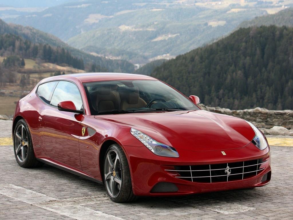 2012 Ferrari FF Wallpapers