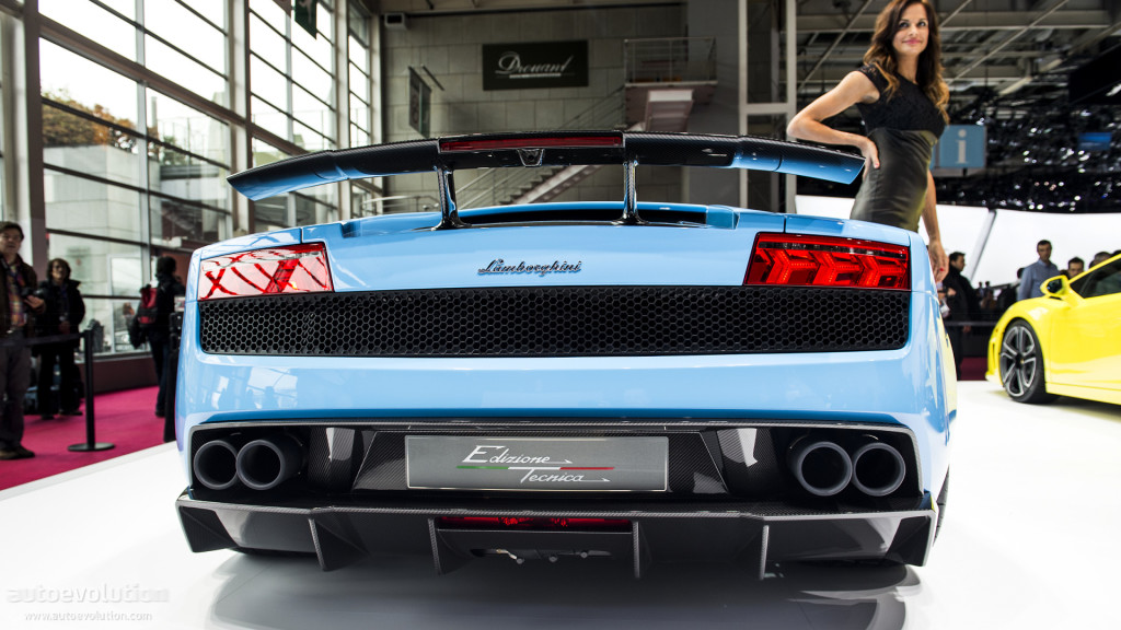 2014 Lamborghini Gallardo LP570-4 Edizione Tecnica Wallpapers