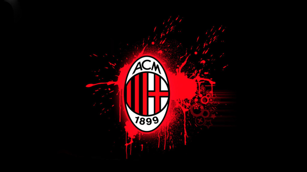 AC Milan Logo Wallpapers
