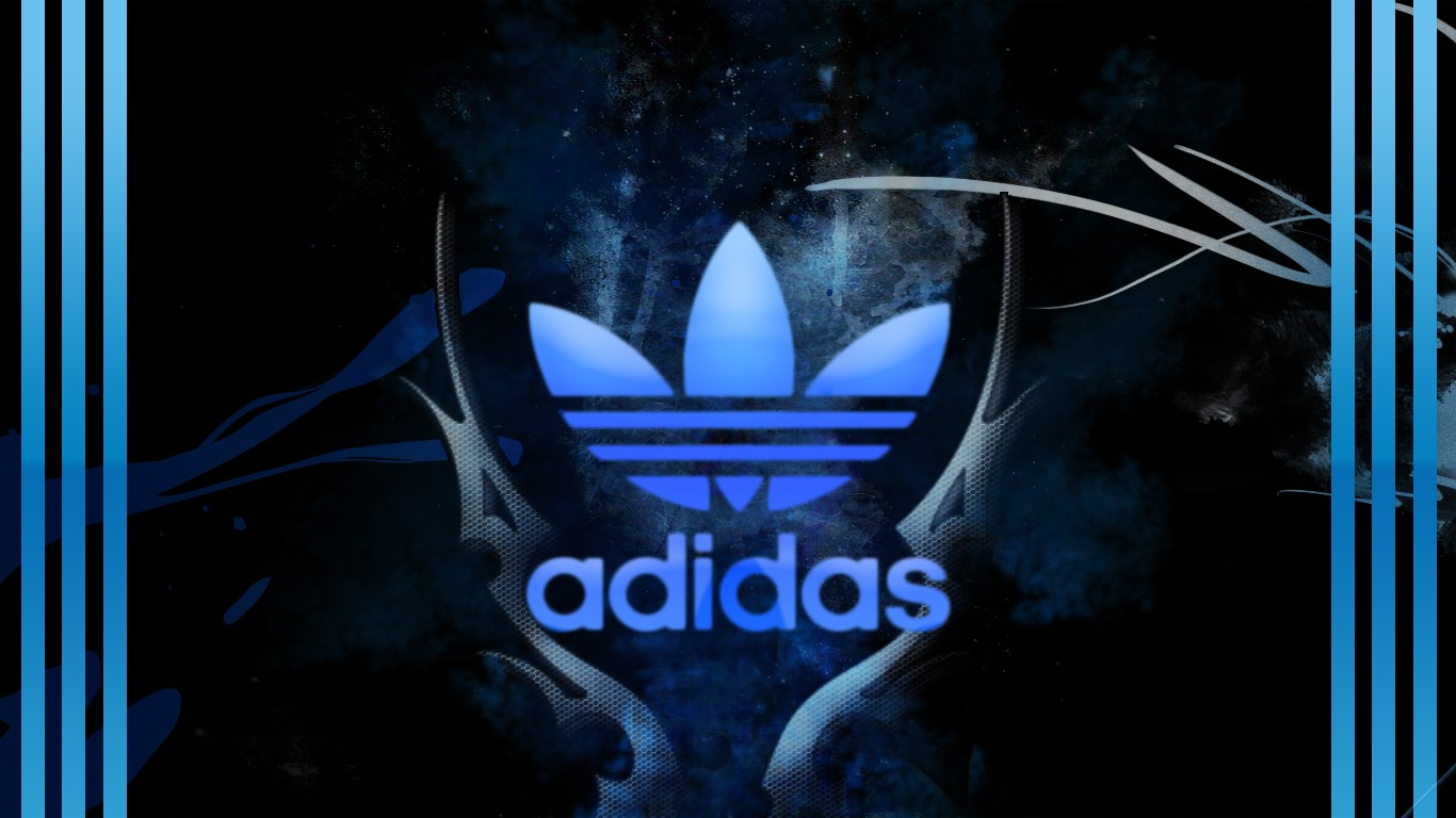 adidas logo hd wallpaper download wallpupcom