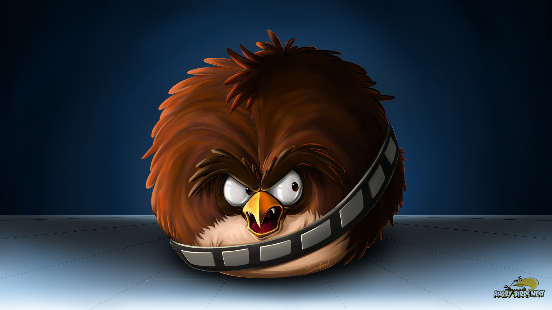 Angry Birds Star Wars HD Wallpaper | Wallpup.com