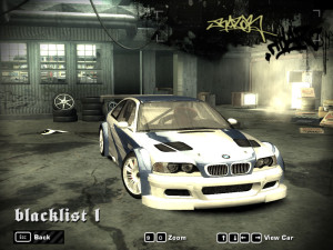 BMW M3 GTR Modification wallpapers