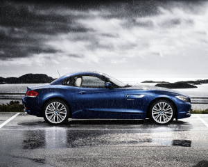 BMW Z4 HD Wallpaper