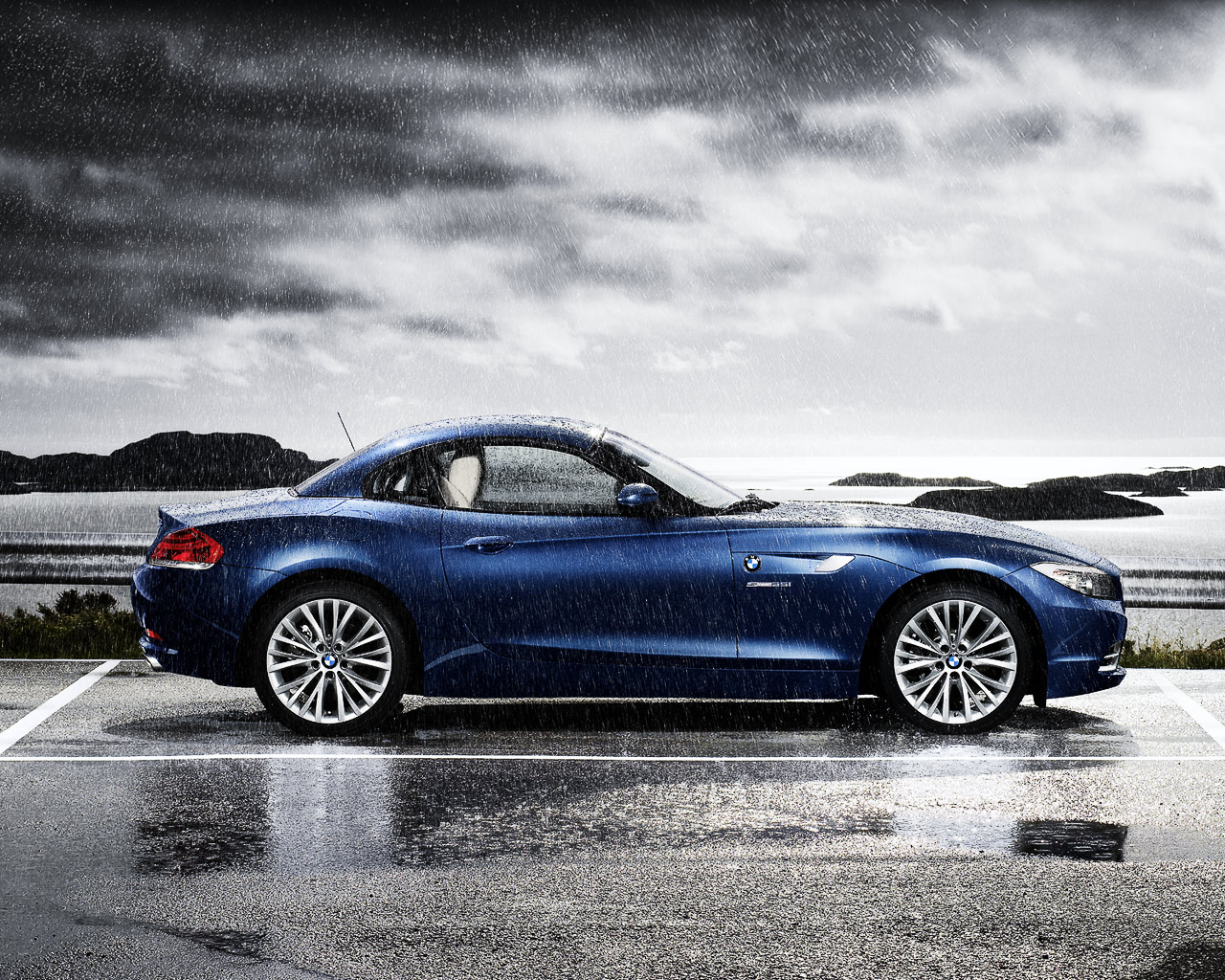 Bmw Z4 Hd Wallpaper Wallpup Com