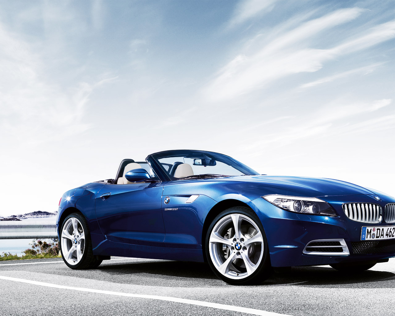 Bmw Z4 Wallpaper Wallpup Com