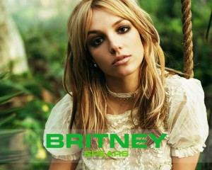 Beautiful Britney Spears Wallpaper