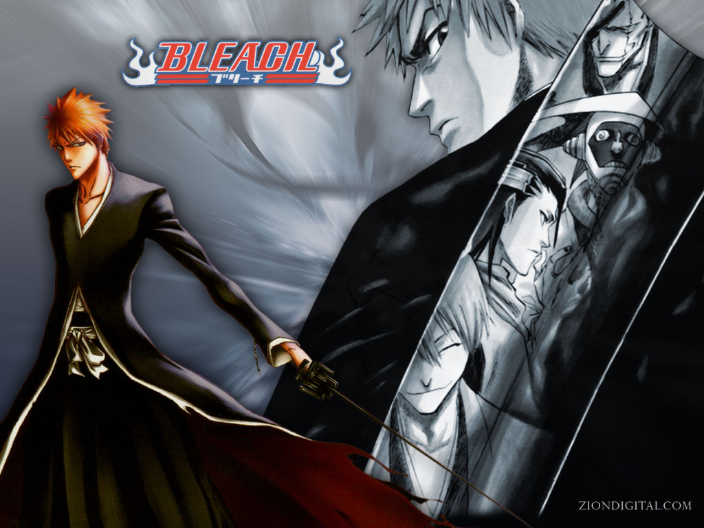Bleach HD Wallpaper