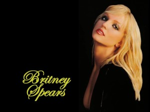 Cute Britney Spears HD Wallpaper