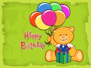Cute Happy Birthday Wallpapers