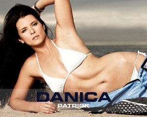 Danica Patrick Nascar HD Wallpaper
