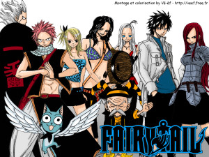 Download Fairy Tail Wallpaper