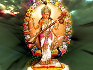 Download Maa Saraswati Wallpapers