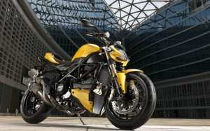 Ducati Streetfighter 848 First Look Wallpaper