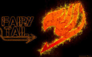 Fairy Tail Logo Wallpaper