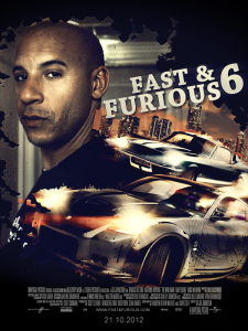 Fast And Furious 6 Cover Wallpaper