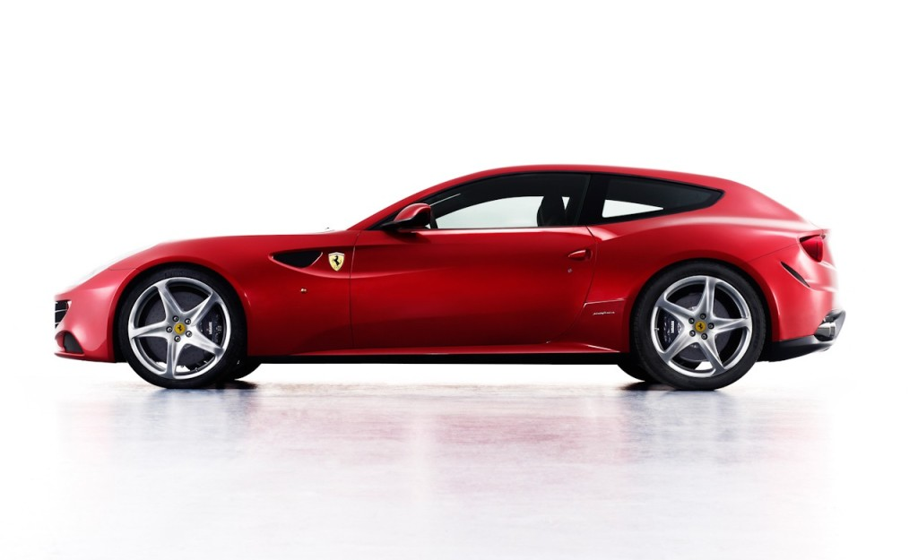 Ferrari FF HD Wallpaper