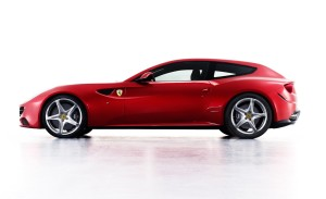 Ferrari FF HD Wallpaper