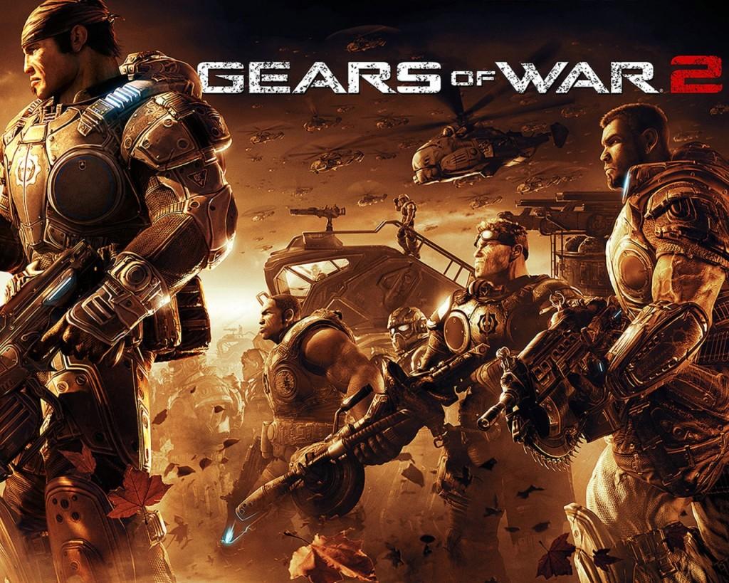 Gears of War 2 Wallpapers