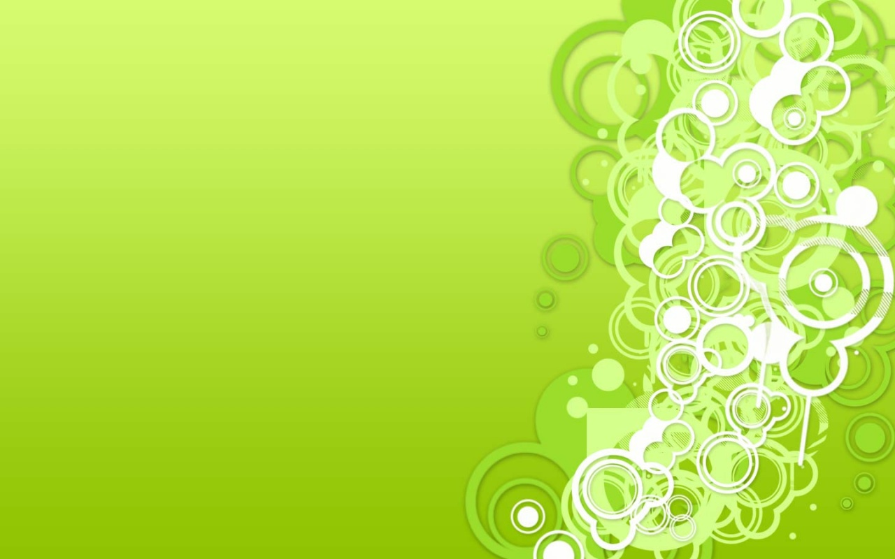 green wallpaper desktop