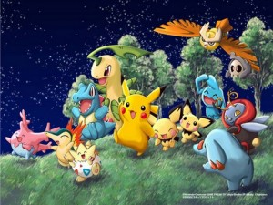 Group Pokemon Wallpaper