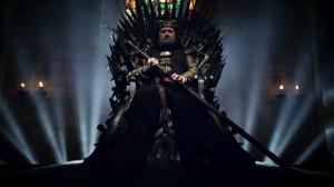 Iron Throne Teaser - Game of Throne