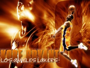 Kobe Bryant Basketball Wallpaper