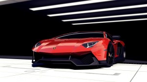 Lamborghini Aventador LP700-4 Roadster Wallpapers