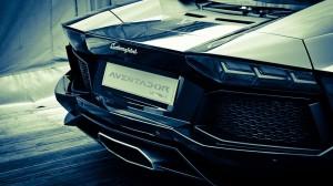 Lamborghini Aventador Wallpaper