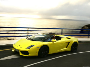 Lamborghini Gallardo LP560-4 Wallpapers