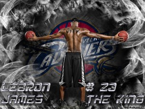 Lebron Jamer Wallpaper