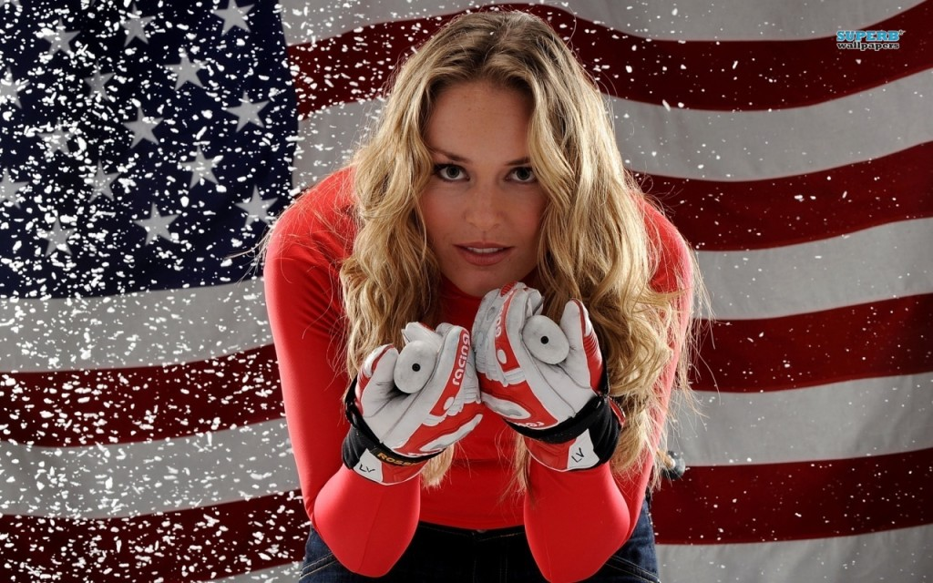 Lindsey Vonn HD Wallpaper