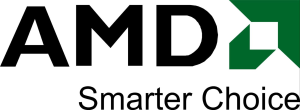 Logo AMD (Advanced Micro Devices)