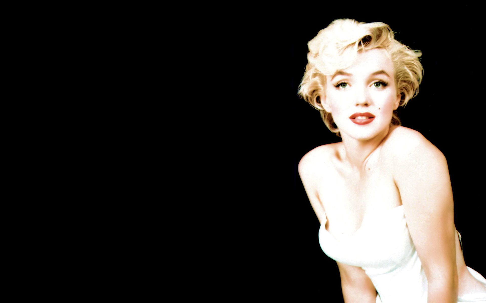 Marilyn Monroe Widescreen | Wallpup.com