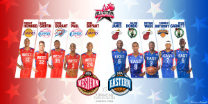 NBA All Star Wallpaper