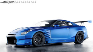 Nissan GT-R Fast And Farious 6