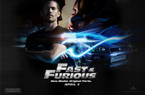 Paul Walker Fast And Farious 6 Wallpaper