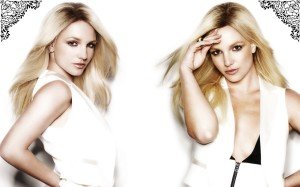 Pretty Britney Spears Wallpaper