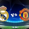Real Madrid Vs Manchester United HD Wallpaper