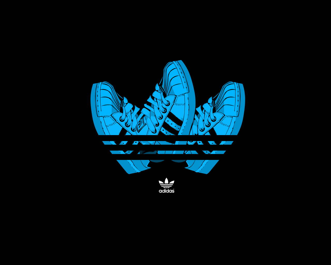 Description: Shoes Adidas Logo Wallpaper is a hi res Wallpaper for pc ...