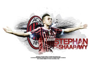 Stephan El Shaarawy HD Wallpaper