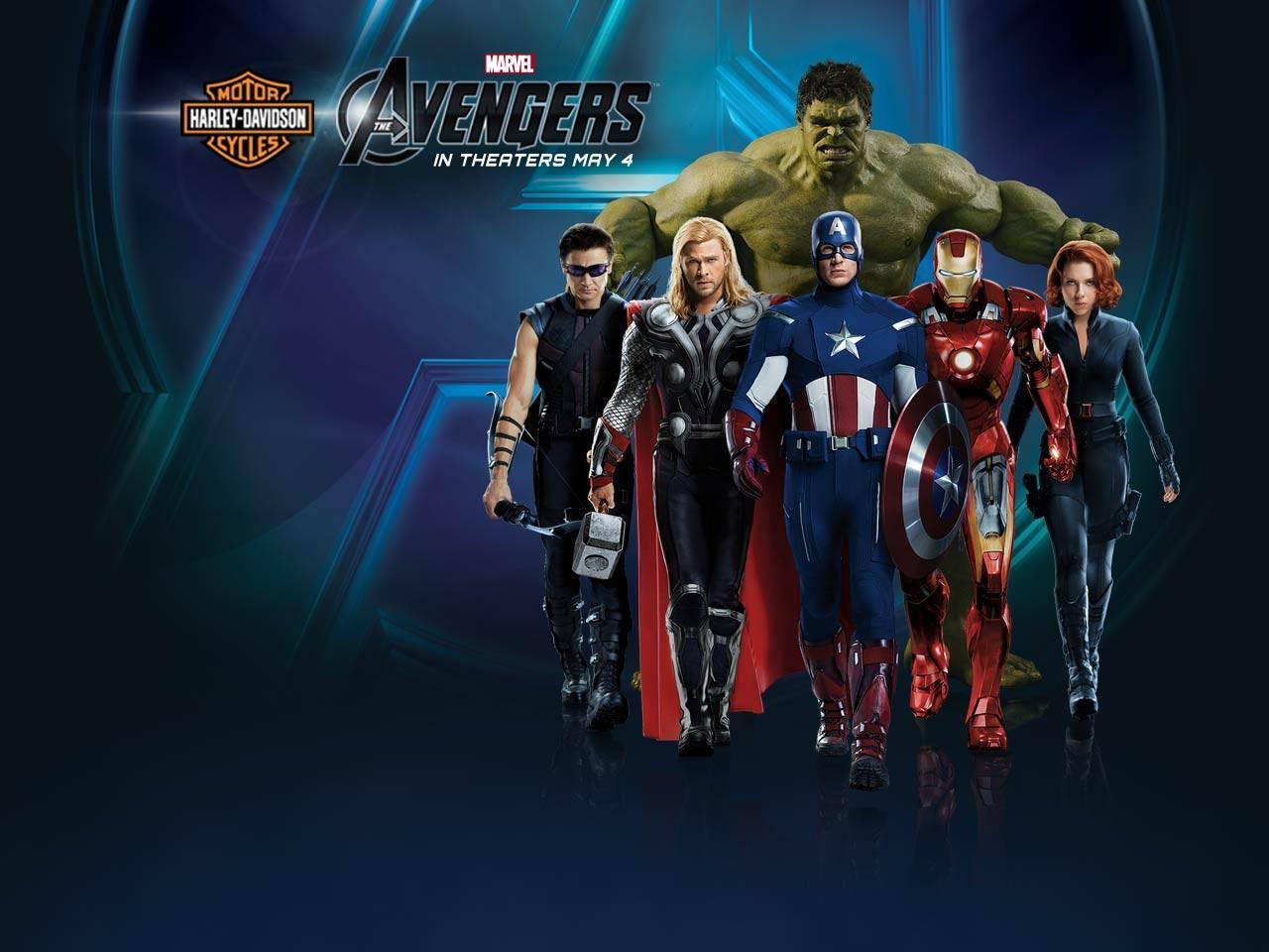 Description: The Avengers Wallpapers is Wallapers for pc desktop ...