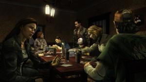 The walking dead video game screenshots