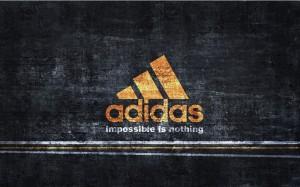 Vintage Adidas Logo