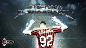 Wallpaper Stephan El Shaarawy
