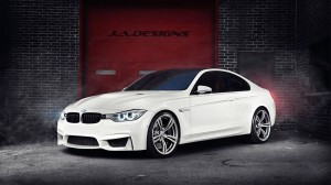 White BMW M3 Wallpapers